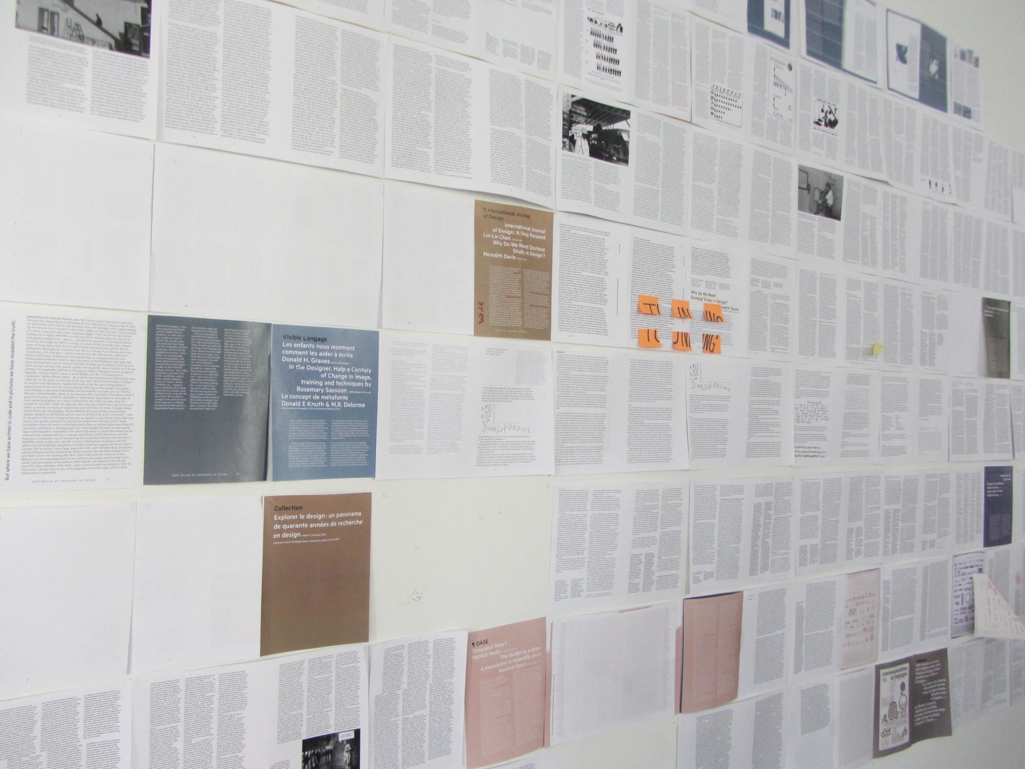 cole sup rieure d 39 art et design de saint tienne la recherche la revue azimuts. Black Bedroom Furniture Sets. Home Design Ideas