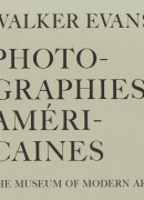Photographies americaines, Walker Evans, édtions 5 continents
