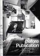 Before publication, montage in art, architecture, and book design, Park books 2016