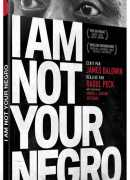 I am not your negro, de Raoul Peck, DVD blaq out